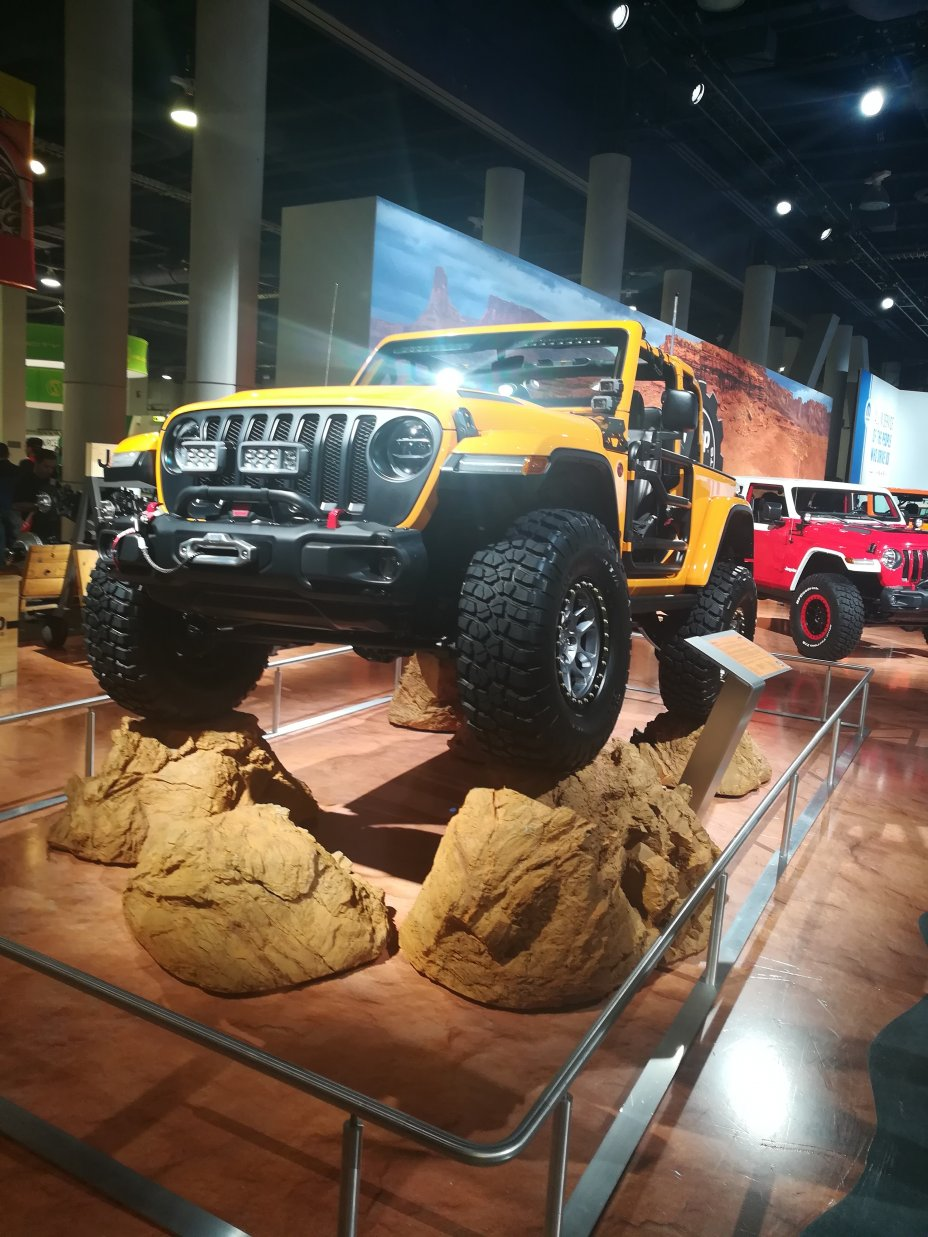 2018 SEMA and AAPEX Show: Las Vegas Convention Center and Sands Convention Center, Las Vegas, NV, HIghlitghts, Concept Cars.  20