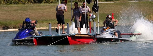 NEW WORLD RECORD! Makes the 2012 RIVA Racing HydroDrag a Huge success!