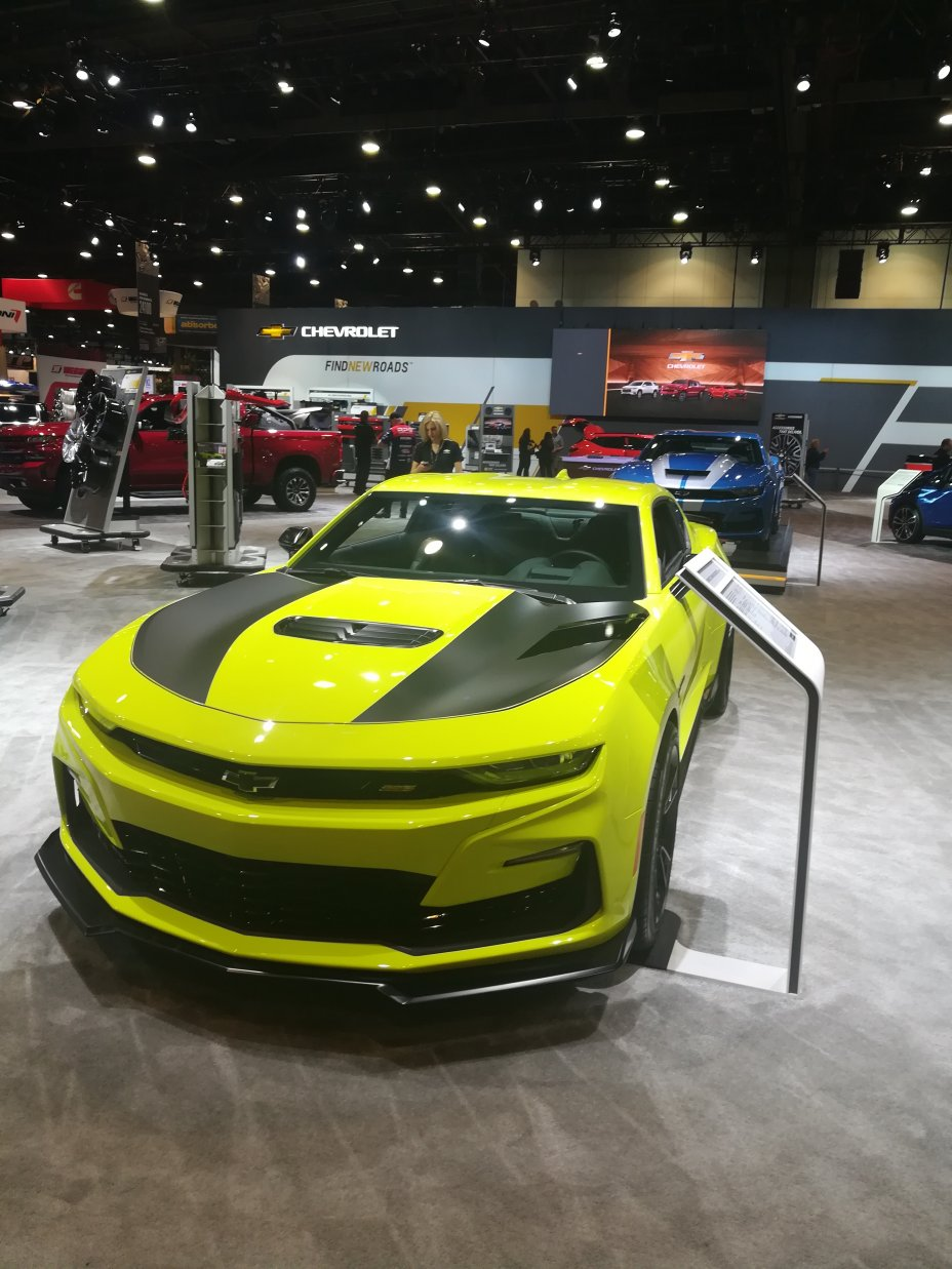 2018 SEMA and AAPEX Show: Las Vegas Convention Center and Sands Convention Center, Las Vegas, NV, HIghlitghts, Concept Cars.  23