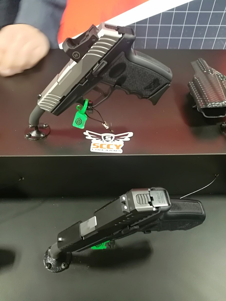Shot Show 2020: New Guns for 2020 introduced at the NSSF Shot Show, Sands Convention Center, Las Vegas, Nevada 30
