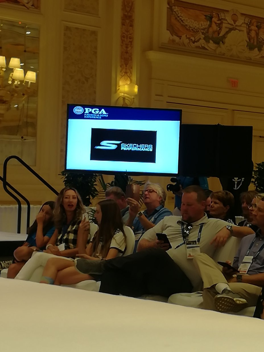 2018 PGA Fashion and Demo Experience: The Venetian Hotel and Topgolf, Las Vegas, Nevada (August 13 to 15, 2018) 29