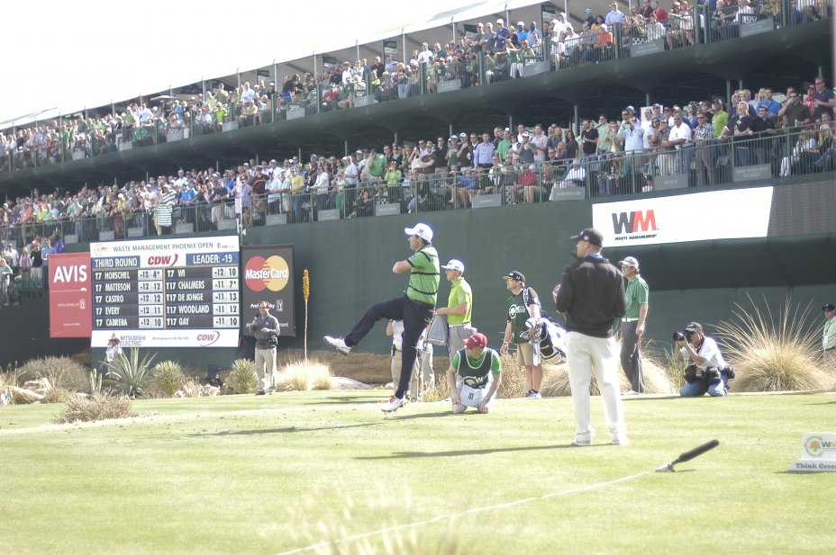 2013 Waste Management Phoenix Open 4