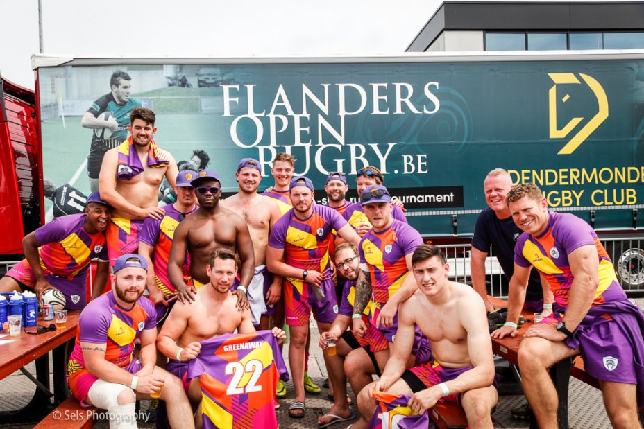 Flanders Open Rugby Festival 5