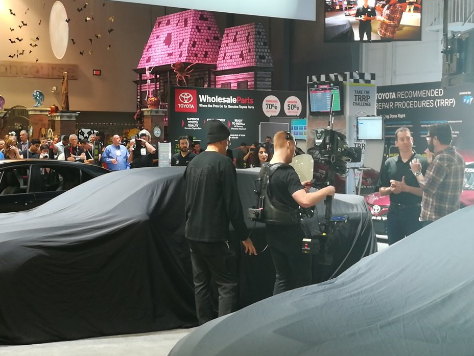 2017 SEMA and AAPEX Show: Las Vegas Convention Center and Sands Convention Center, Las Vegas, Nevada 52