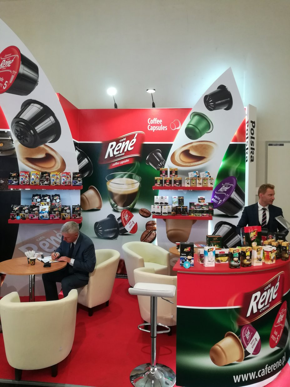 ANUGA 2017: Biennial Food Fair at Cologne Exhibition Fair Grounds (Koelnmesse), Cologne, Germany 63
