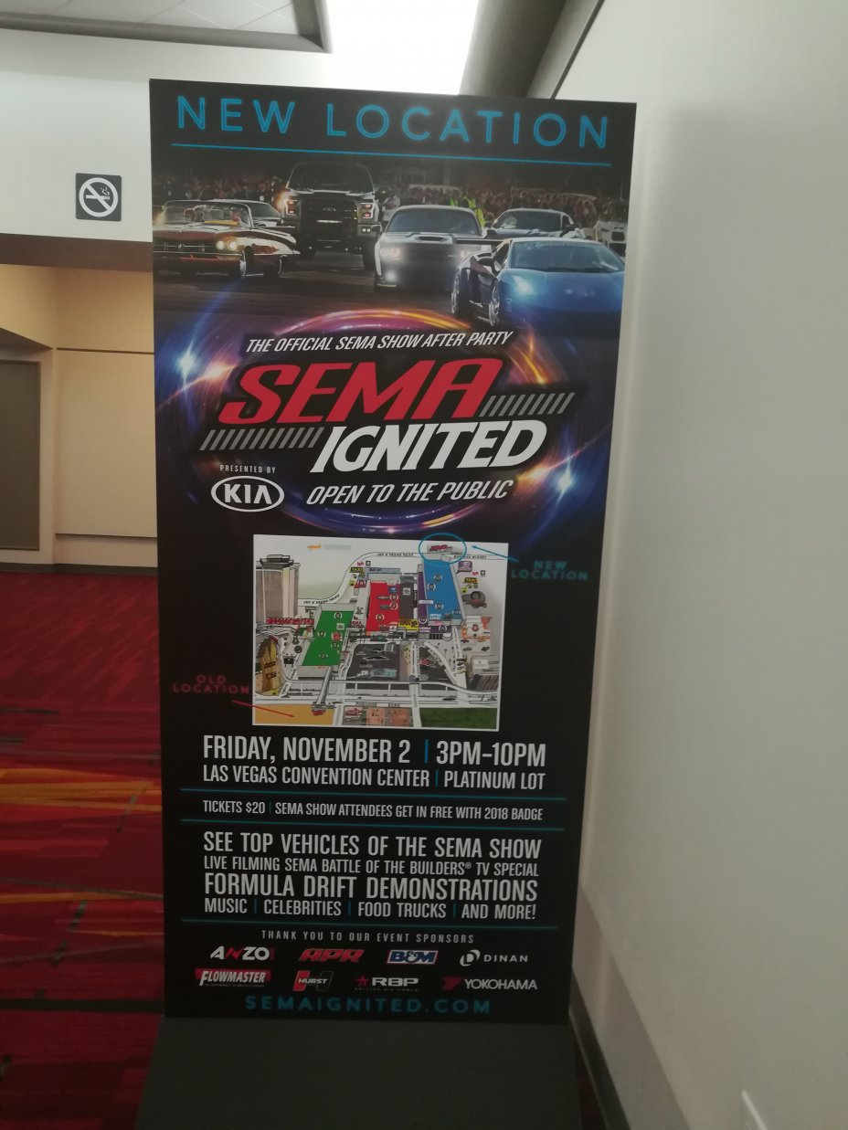 2018 SEMA and AAPEX Show: Las Vegas Convention Center and Sands Convention Center, Las Vegas, NV, HIghlitghts, Concept Cars.  1