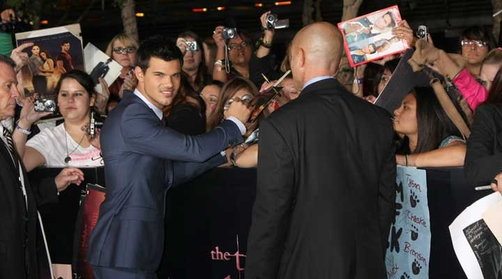 """Twilight""-Star Taylor Lautner"