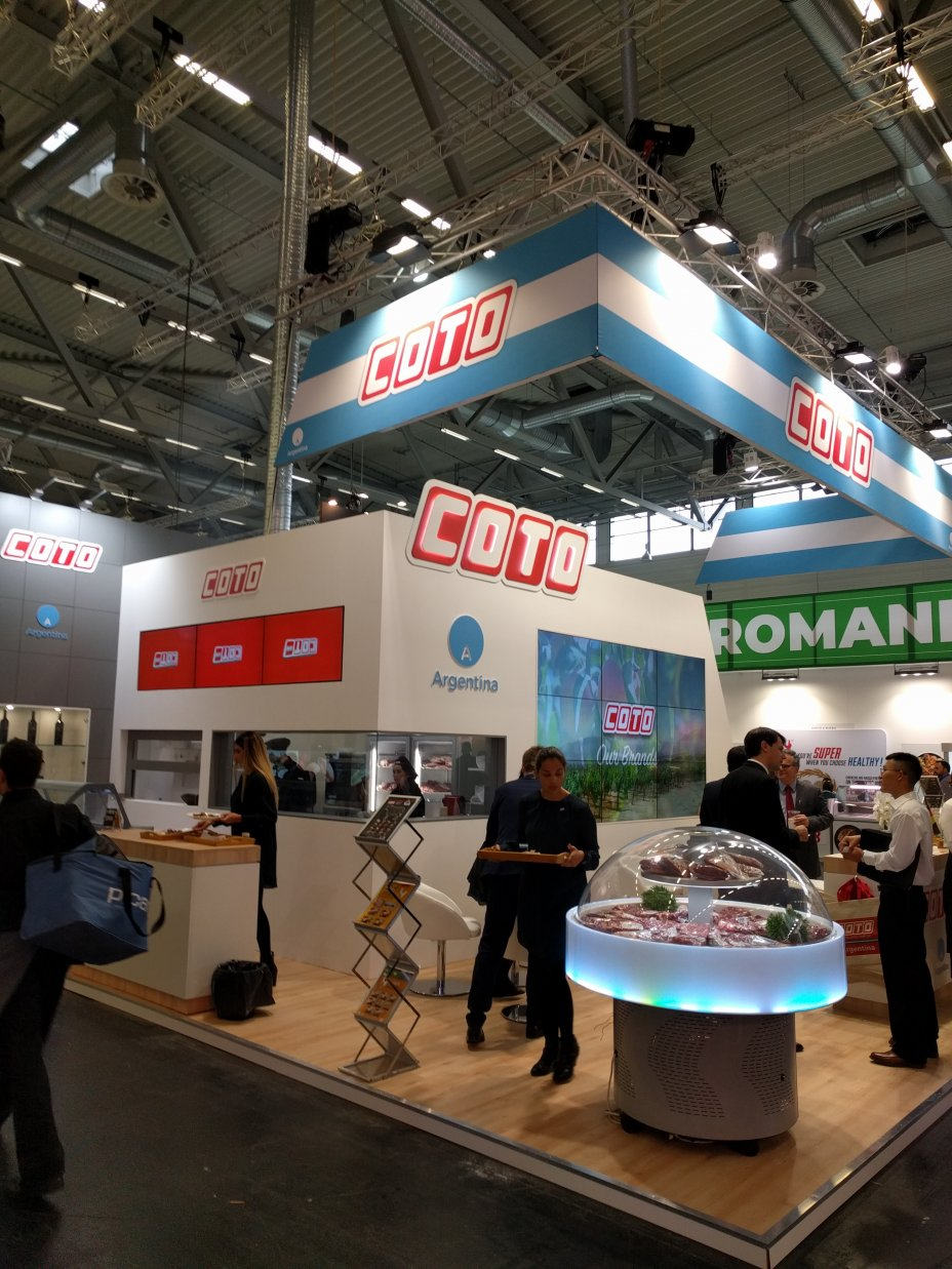 ANUGA 2019: Celebrating 100 years of ANUGA on the pulse of time and the Taste of PARAGUAY (Biennial Fair, Koelnmesse) 17
