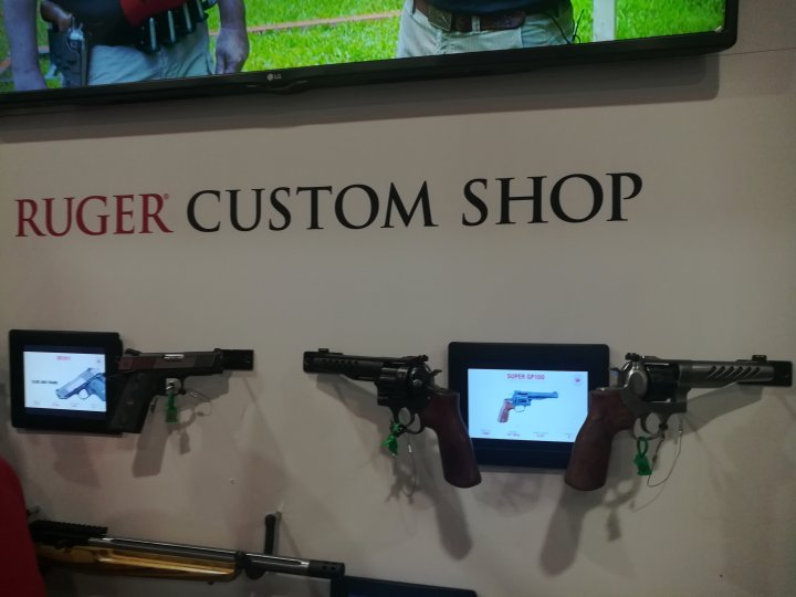 Shot Show 2020: New Guns for 2020 introduced at the NSSF Shot Show, Sands Convention Center, Las Vegas, Nevada 5