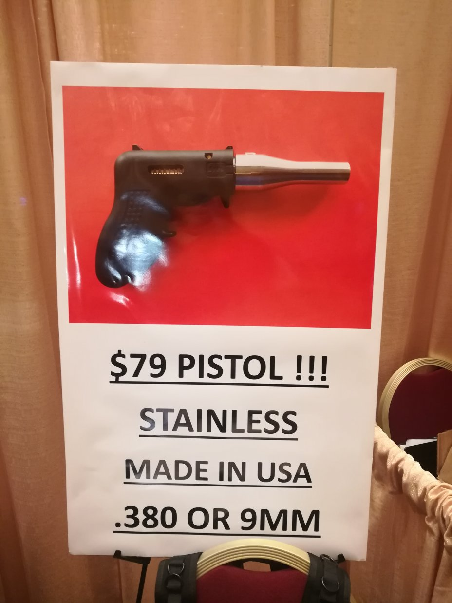 Shot Show 2020: New Guns for 2020 introduced at the NSSF Shot Show, Sands Convention Center, Las Vegas, Nevada 2