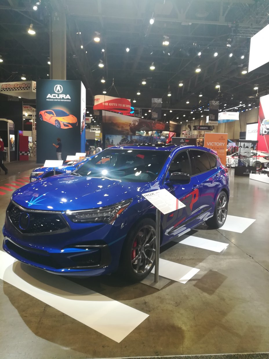 2018 SEMA and AAPEX Show: Las Vegas Convention Center and Sands Convention Center, Las Vegas, NV, HIghlitghts, Concept Cars.  31