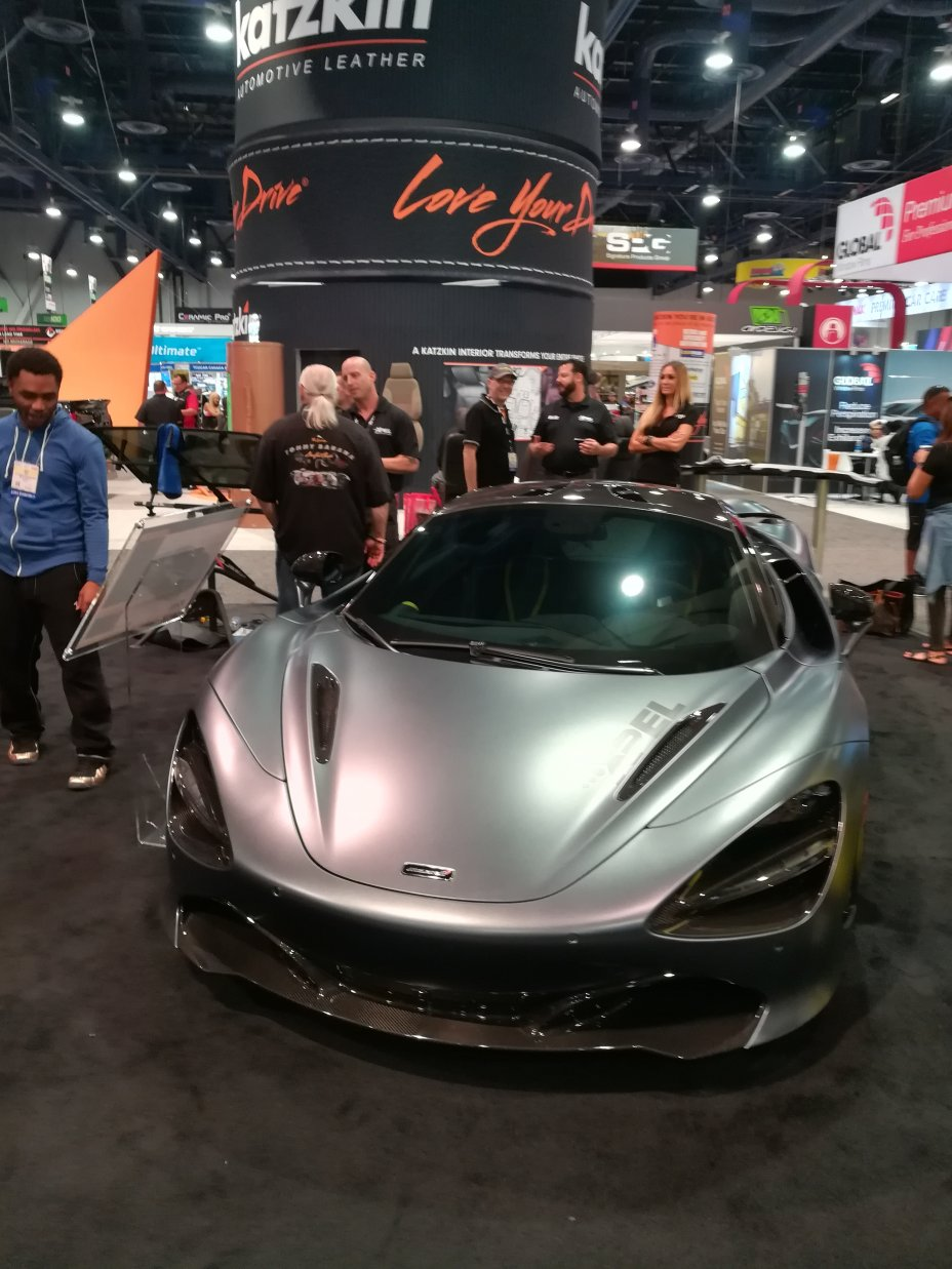 2017 SEMA and AAPEX Show: Las Vegas Convention Center and Sands Convention Center, Las Vegas, Nevada 64