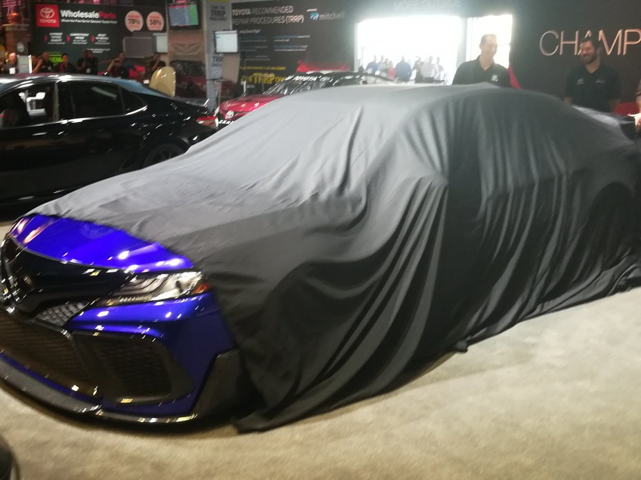 2017 SEMA and AAPEX Show: Las Vegas Convention Center and Sands Convention Center, Las Vegas, Nevada 47
