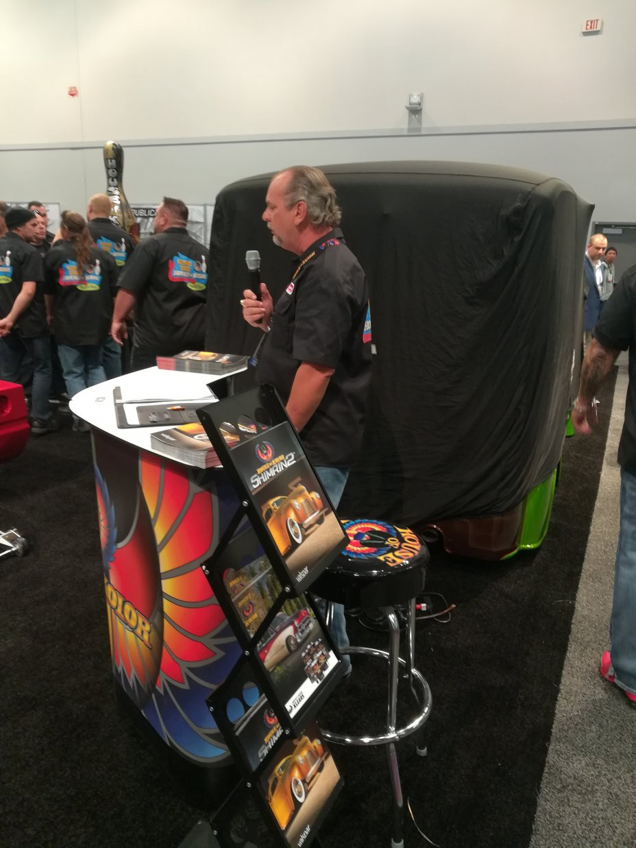 2017 SEMA and AAPEX Show: Las Vegas Convention Center and Sands Convention Center, Las Vegas, Nevada 62
