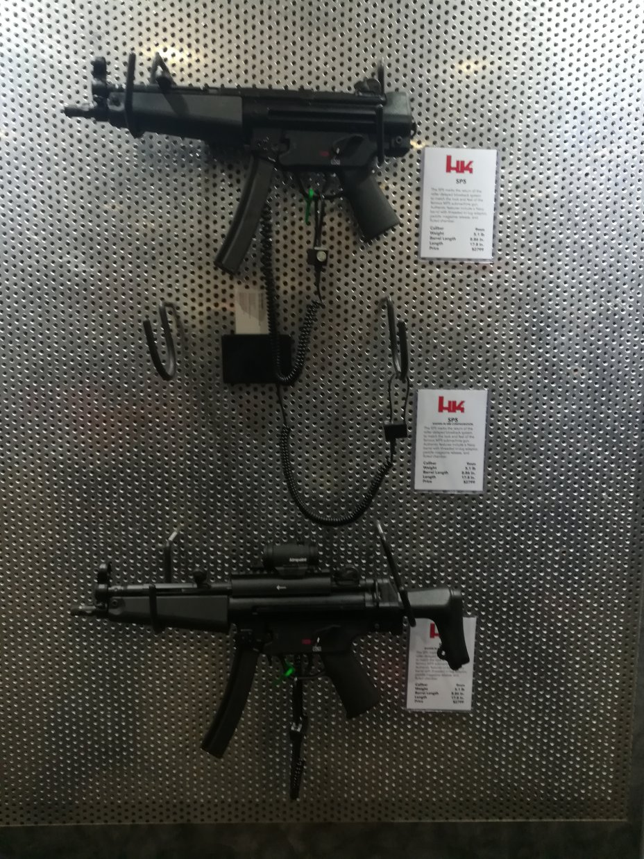 Shot Show 2020: New Guns for 2020 introduced at the NSSF Shot Show, Sands Convention Center, Las Vegas, Nevada 21