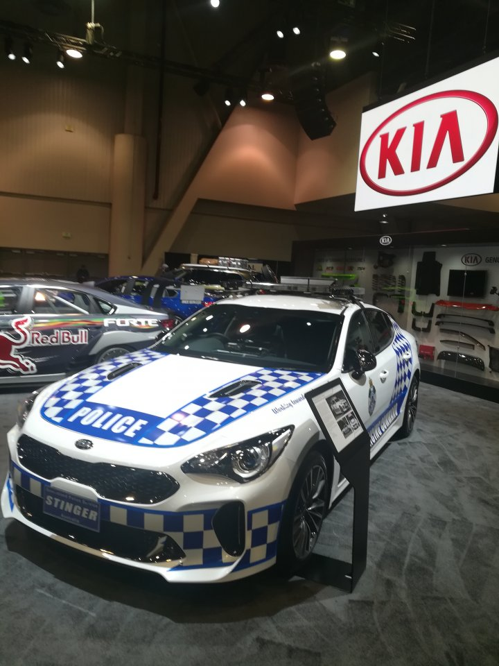 2018 SEMA and AAPEX Show: Las Vegas Convention Center and Sands Convention Center, Las Vegas, NV, HIghlitghts, Concept Cars.  32