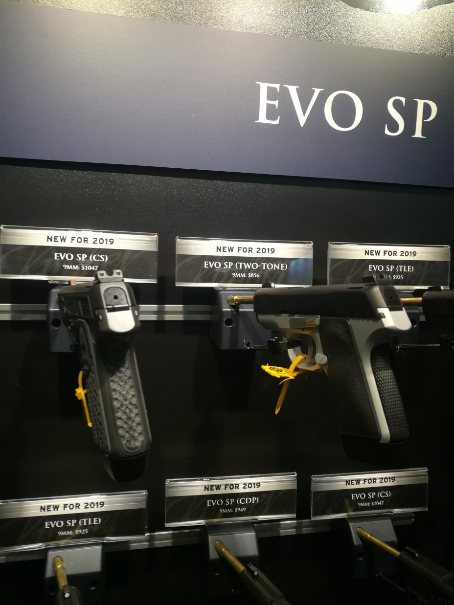 2019 SHOT Show: Sands Expo and Convention Center, Las Vegas, NV (January 22 to 25, 2019) 3