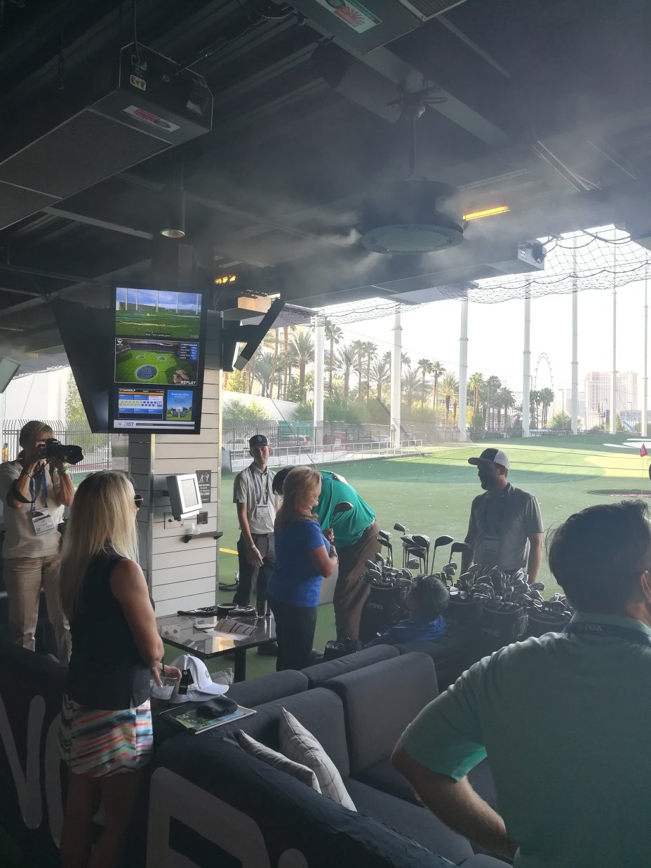 2018 PGA Fashion and Demo Experience: The Venetian Hotel and Topgolf, Las Vegas, Nevada (August 13 to 15, 2018) 3