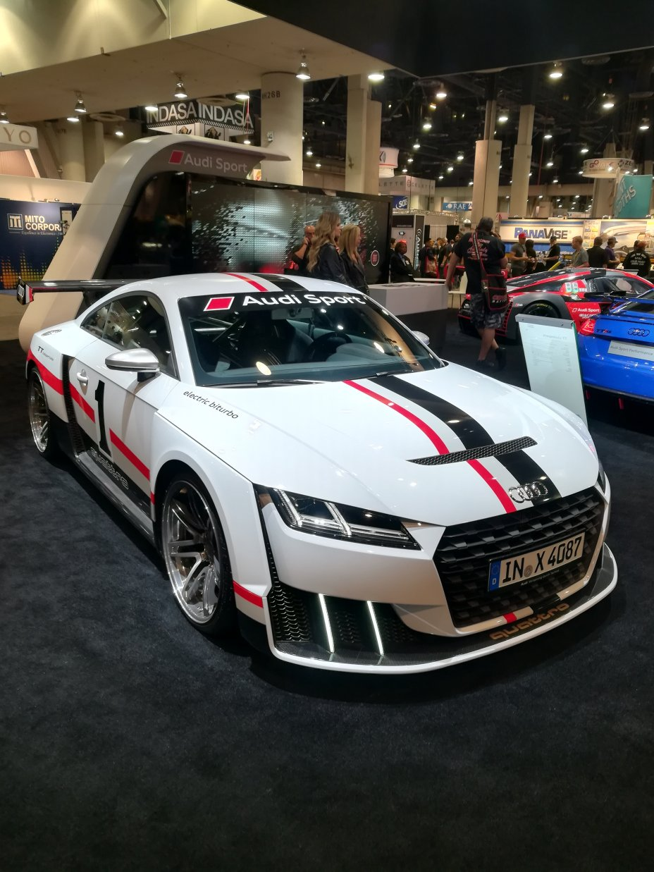 2017 SEMA and AAPEX Show: Las Vegas Convention Center and Sands Convention Center, Las Vegas, Nevada 71