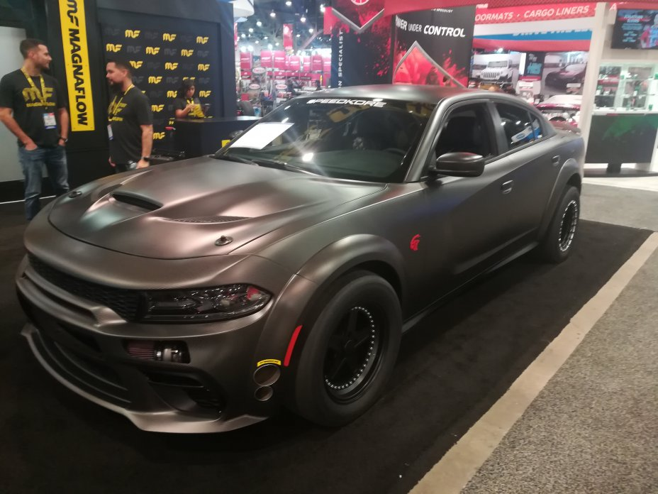 2019 SEMA Show (Nov. 4 to 8, 2019) and AAPEX Show (Nov. 5 to 7, 2019): Las Vegas Convention Center and Sands Exhibition Center 38