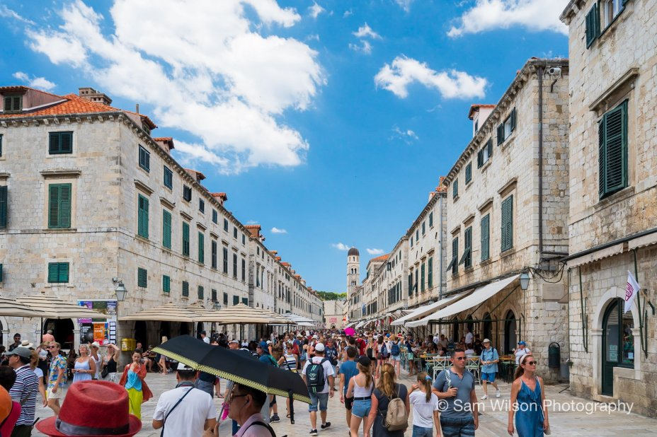 Cavtat and the old City of Dubrovnik in Croatia 8