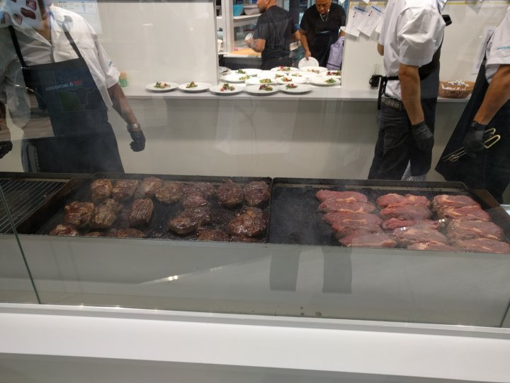 ANUGA 2019: Celebrating 100 years of ANUGA on the pulse of time and the Taste of PARAGUAY (Biennial Fair, Koelnmesse) 21