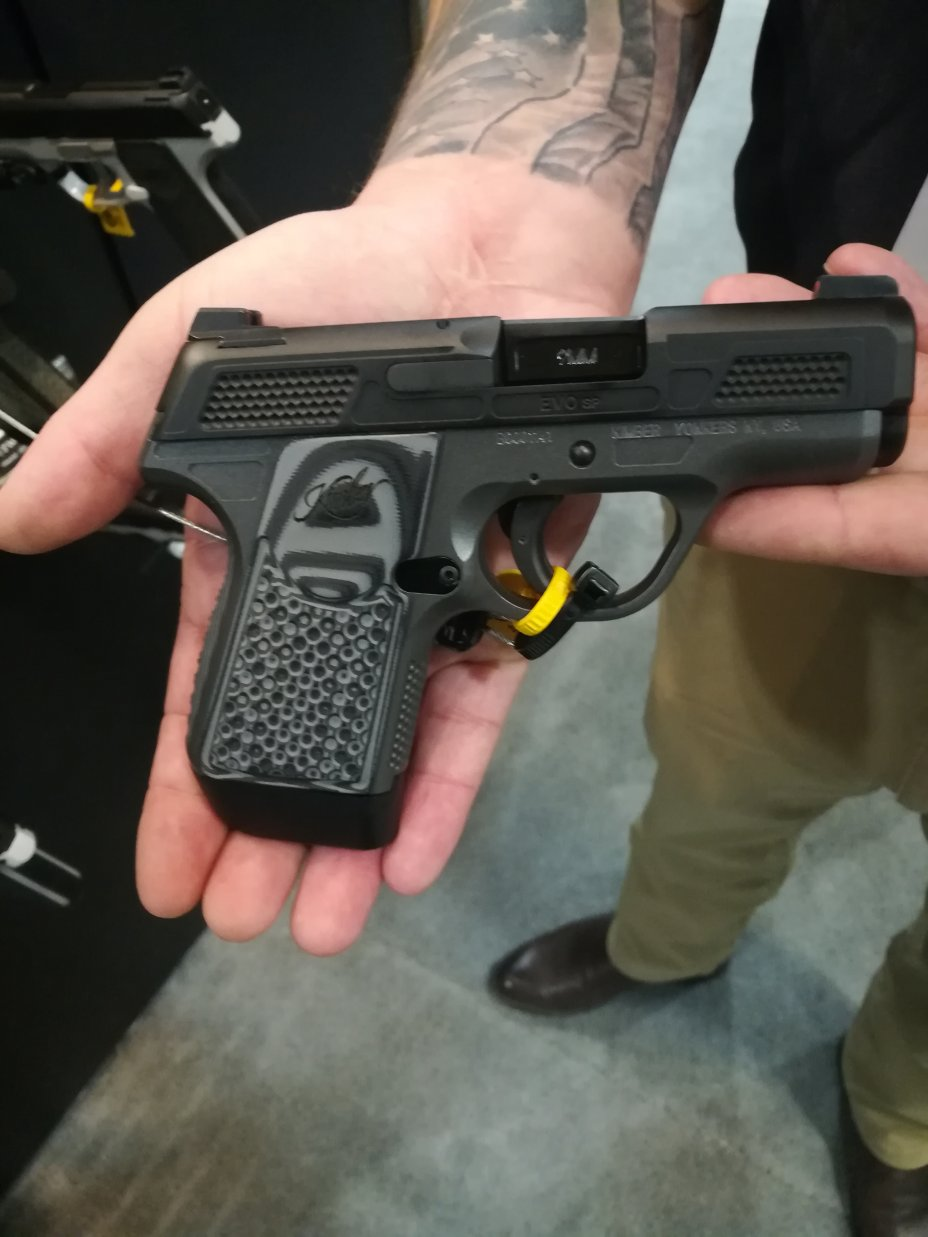 2019 SHOT Show: Sands Expo and Convention Center, Las Vegas, NV (January 22 to 25, 2019) 5