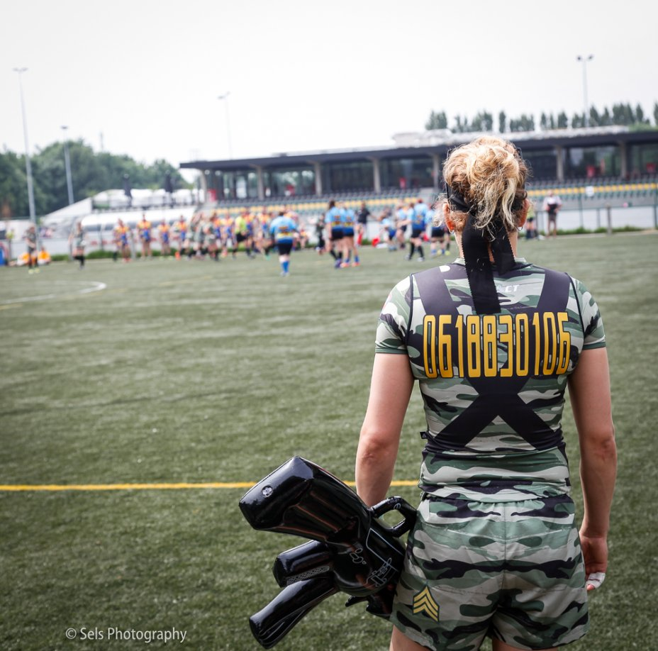 Flanders Open Rugby Festival 1